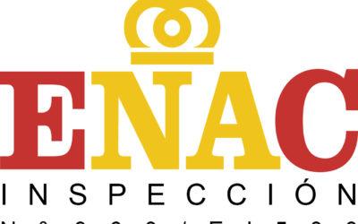 El proceso de inspección cumple con ENAC